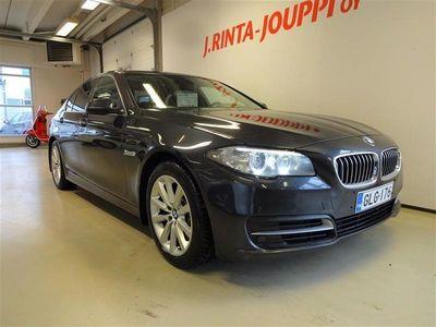 käytetty BMW 520 520 F10 Sedan d TwinPower Turbo A Limited xDrive Edition *JUURI HUOLLETTU*