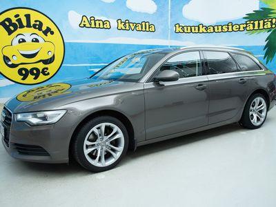 käytetty Audi A6 Avant 3,0 V6 TDI 150 kW quattro Edition S tronic Start-Stop - VARASTONTYHJENNYS