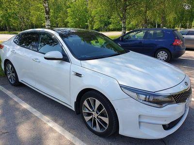 käytetty Kia Optima GT Busines Luxury 1.7 CRDI