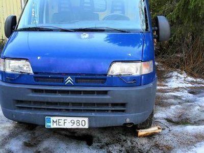 used Citroën Jumper