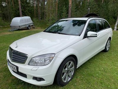 used Mercedes C200 CDI Business STW A SUOMIAUTO