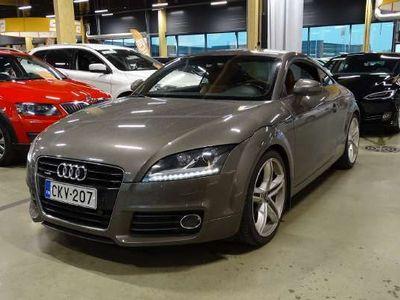 käytetty Audi TT Coupé 2,0 TDI 125 kW quattro