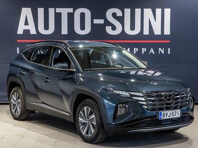 käytetty Hyundai Tucson 1,6 T-GDI 230 hv Hybrid 6AT Style MY21 #Navigation- pack *** Korkotarjous 0,99%, EI MUITA KULUJA, ka