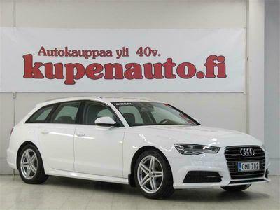 käytetty Audi A6 Avant Land of Quattro 2,0TDI 140kW S tronic * Ilmajouset, Navi, Lisälämmitin, Koukku, LED *