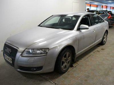 käytetty Audi A6 Sedan 2,4 V6 130 kW ** Lohko / 2x Aluvanteet / Koukku **