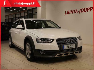 käytetty Audi A4 Allroad quattro Business 2,0 TDI 140 kW quattro S tronic*Navi*
