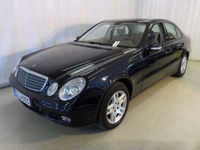 käytetty Mercedes E200 CDI BE A Premium Pro / Suomi-auto