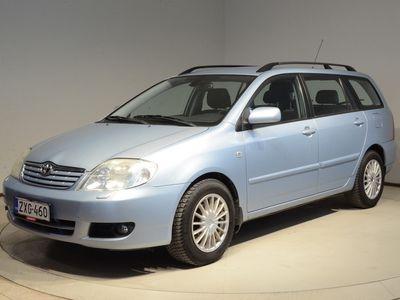 käytetty Toyota Corolla Corolla 1,6 VVT-i Linea Sol AC Wagon - Bensa farmari katsastus voimassa 22.7.2021 saakka.