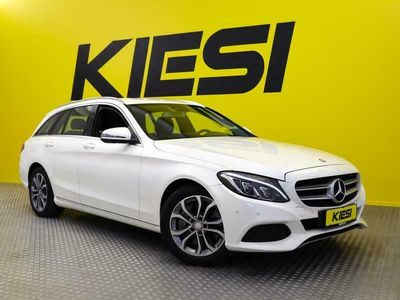 käytetty Mercedes C350e T A Avantgarde Plug-In Hybrid / *Juuri saapunut, uudet kuvat tulossa!* / Comand / 360 kamera / Nahkasisusta