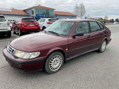 käytetty Saab 9-3 2.0 5d