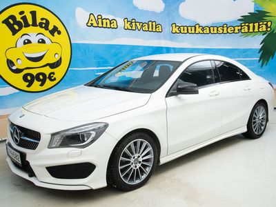 käytetty Mercedes 180 CLA-sarjaCDI A Premium Business **AMG-STYLING** **LOHKO+SIS.PISTOKE / NAVI / P.KAMERA** - *0 KORKO 0, HULUT NOLLAPÄIVÄTI!*