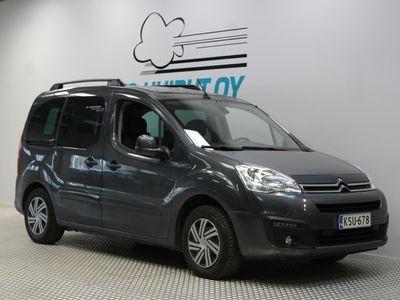 käytetty Citroën Berlingo Multispace PureTech 110 Feel ***Juuri tullut / 1-Omisteinen / Tutkat / Apple CarPlay ***