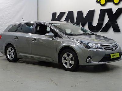 käytetty Toyota Avensis 1,8 Valvematic Active Wagon / Tulossa myyntiin / Vetokoukku / Peruutuskamera / Bluetooth