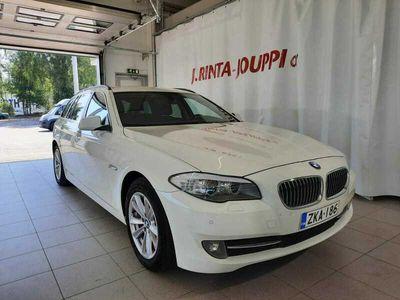 käytetty BMW 520 TwinPower Turbo A F11 Touring Business Automatic Edition *Webasto*