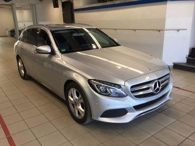 käytetty Mercedes C220 CDI 9G-tronic Avantg DynLED + IHC+ Comand *1.maksuerä 3kk päästä*