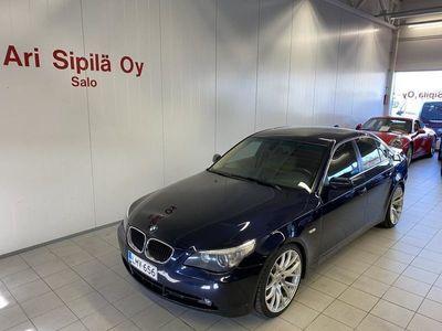"käytetty BMW 535 d NÄYTTÄVÄ 535 DIESEL 20""VANTEET Leather ""Dakota""/beige Navigation System Professional Adaptive He"