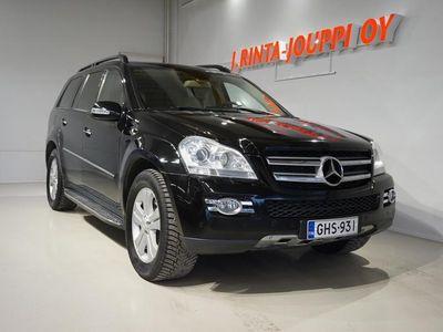 käytetty Mercedes GL420 CDI 4MATIC