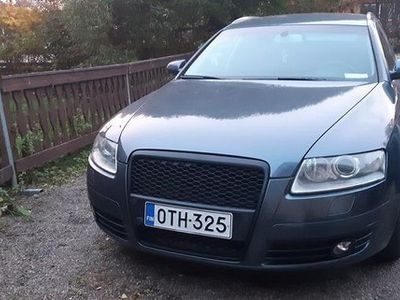 käytetty Audi A6 Farmari