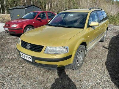 käytetty VW Passat Variant 1,9 TDI aut! Automaatti vaihteistolla tilava Farmari