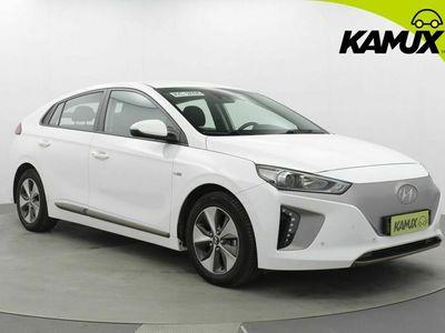 käytetty Hyundai Ioniq electric Premium / Tulossa myyntiin / Peruutuskamera / Adapt.Vakkari / Kaistavahti / Keyless /