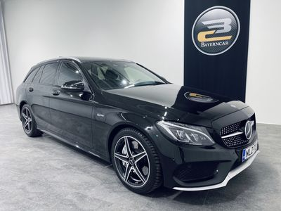 käytetty Mercedes C43 AMG Amg 4MATIC T A 367HV. DISTRONIC