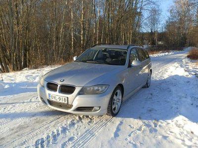 käytetty BMW 318 A E91 Touring Business Hyvä Yksilö Katso