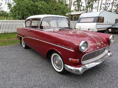 käytetty Opel Olympia Rekordvm. 1959