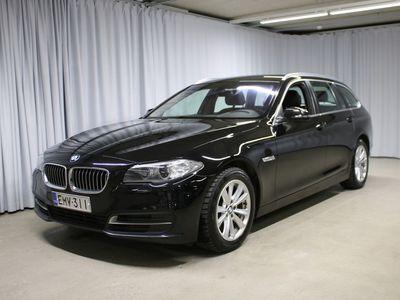 käytetty BMW 518 518 5-sarja F11 Touring d TwinPower Turbo Diesel Business Automaatti