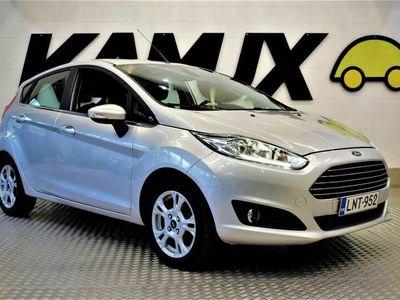käytetty Ford Fiesta 1,0 80hv Start/Stop M5 Edition 5-ovinen / Vakkari / Bluetooth audio / Lämmitettävä tuulilasi / /