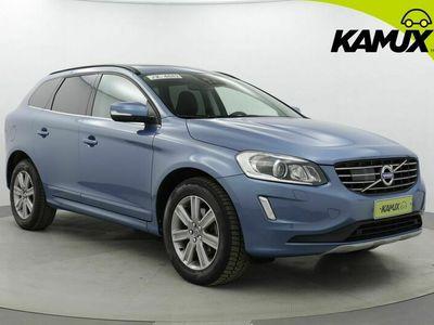 käytetty Volvo XC60 D5 AWD Momentum aut / Tulossa myyntiin / Navi / BLIS / Adapt vakkari / Kaistavahti
