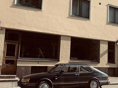 käytetty Saab 900 -86