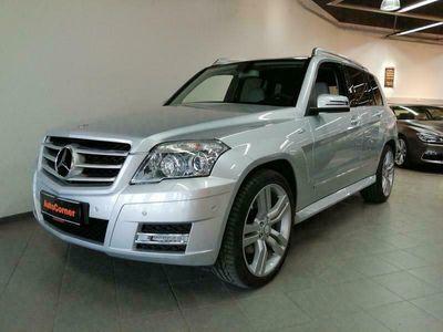 käytetty Mercedes GLK220 CDI BE 4MATIC SPORTS PACKAGEPDCINTELLIGENT LIGHT SYS.R20 + R19 MB SPORT