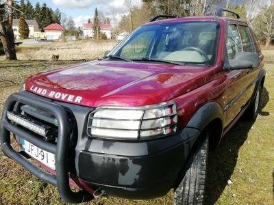käytetty Land Rover Freelander 1.8 bensa