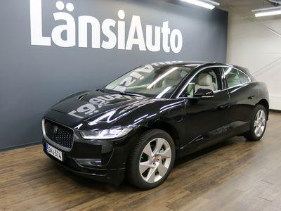 käytetty Jaguar I-Pace HSE - Varusteltu yksilö n.108te **** LänsiAuto Safe -sopimus hintaan 590€. ****