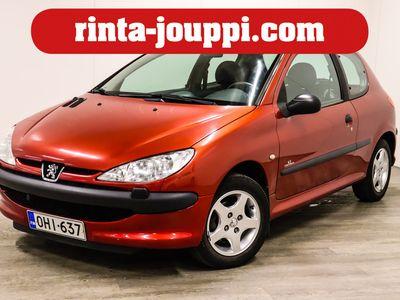 käytetty Peugeot 206 XR 1,4 3d