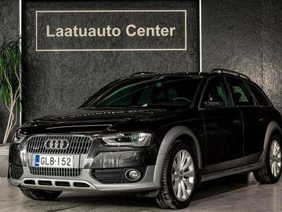 käytetty Audi A4 Allroad Land of quattro Edition 2,0 TFSI 165 Q A *Panorama katto, Webasto kaukosäätö, Sähköluukku, Sport pen