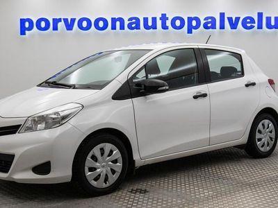 käytetty Toyota Yaris 1,33 Dual VVT-i Life 5ov #Juuri katsastettu#Juuri huollettu#