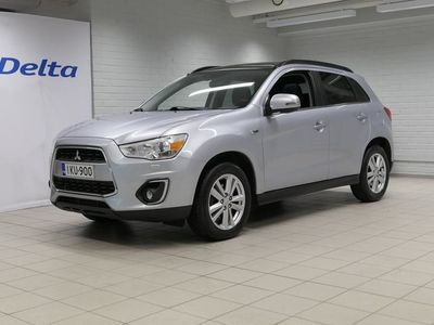 käytetty Mitsubishi ASX 1,8 DI-D 116hv Cleartec Instyle 4WD