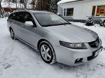 käytetty Honda Accord 2.4 Executive Business Tourer Autom