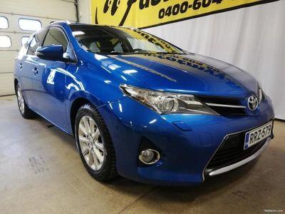 käytetty Toyota Auris Touring Sports 2,0 D-4D DPF Active Touring Sports 2,0 D-4D DPF Active KORKO TARJOUS 0,99%