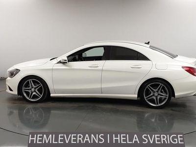 käytetty Mercedes 200 CLA-sarja7G-DCT Nyservad Eu6 156hk