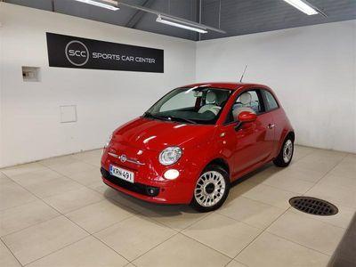 käytetty Fiat 500 Italia 1,2 8v 69 hv Bensiini, Lohkolämmitin, Vähän ajettu, Rahoitus jopa ilman käsirahaa