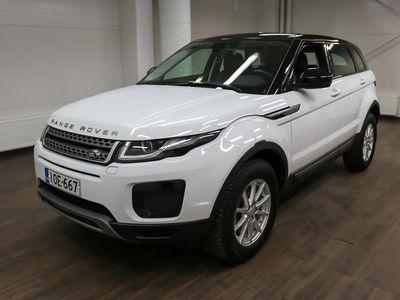käytetty Land Rover Range Rover evoque 2,0 TD4 150 Aut SE Business - VARUSTELTU YKSILÖ - OVH n.59te **** Korko 0,5% + min. 1500 EUR takuuhy