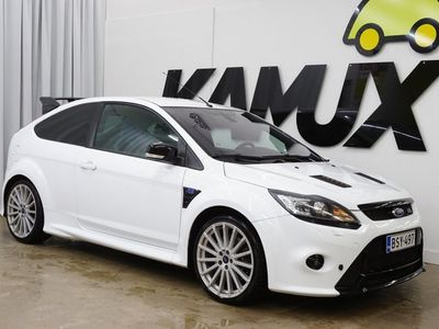 käytetty Ford Focus 2,5T 305 hv RS M6 3-ovinen / Xenon valot / Jakohihna vaihdettu / Suomi-Auto