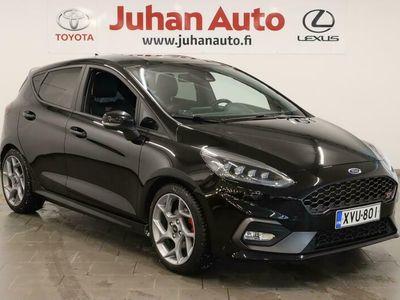 käytetty Ford Fiesta 1,5 EcoBoost 200hv ST 5ov. *Performance Pack, Comfort Pack, B&O Play premium, Peruutuskamera*