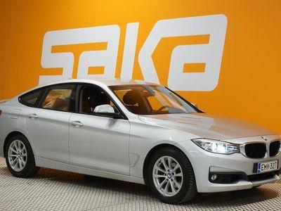 käytetty BMW 320 Gran Turismo Gran Turismo F34 320i TwinPower Turbo A xDrive Limited xDrive Edition ** Suomi-auto / Xenon-ajovalot