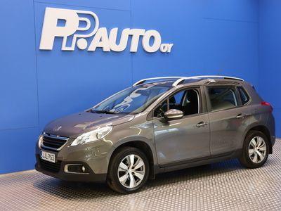 käytetty Peugeot 2008 Vision VTi 82 ETG Automaatti - 1000€:sta S-bonusta*! Korko 0,99%**, 72 kk, ilman käsirahaa!