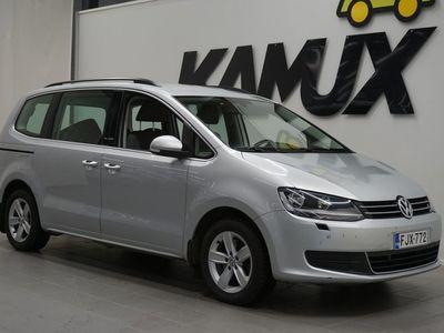 käytetty VW Sharan Comfortline 2,0 TDI 103 kW (140 hv) BlueMotion Technology DSG-automaatti
