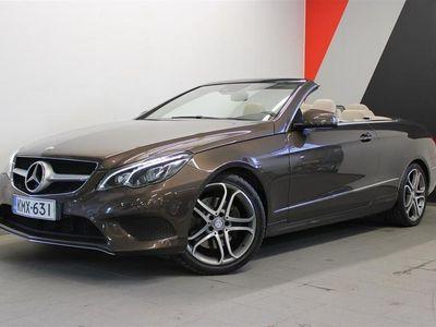 käytetty Mercedes E200 Cabriolet A
