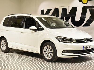 käytetty VW Touran Comfortline 1,5 TSI EVO 110 kW DSG-automaatti / Suomi-auto / Tehdastakuu / Webasto / 1-omisteinen / Vaihtoehto uudelle! /